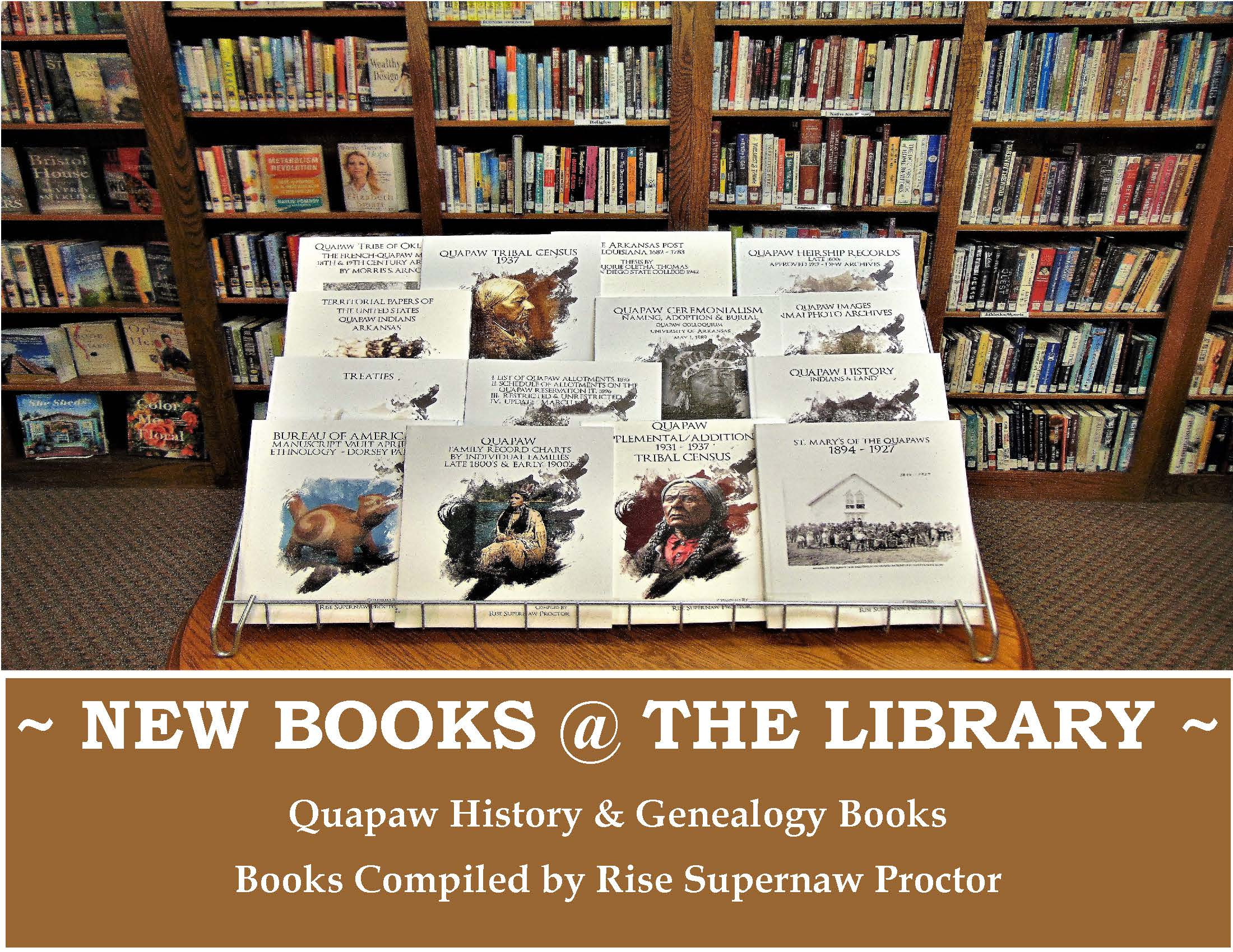 New Books at the Library